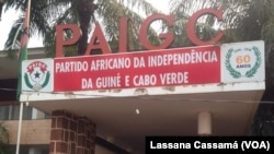 Sede do PAICG, Bissau