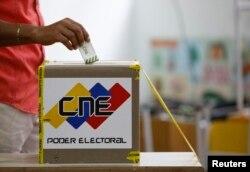 Predsjednički izbori u Venecueli, 20. maj 2018.