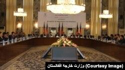 این سیمینار در ادامۀ سفر رئیس جمهور غنی به ایران برگزار می شود