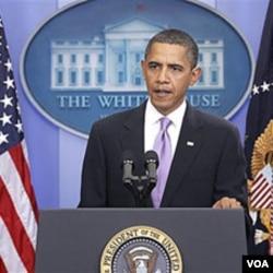 Presiden Obama: rakyat AS menginginkan reformasi cara kerja pemerintahan di Washington.