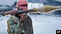 Wani mayakin sa kai na al-Shabab