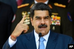 Nikolas Maduro, Venesuela rahbari
