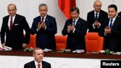 Erdog'an yakka hokimga aylanishi mumkin, deya ogohlantirmoqda inson huquqlari faollari