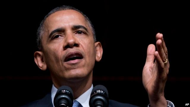 FILE - President Barack Obama.