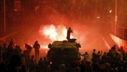 Egyptians Predict Escalating Security Backlash