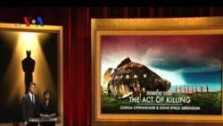Nominasi Oscar Bagi Film 'The Act of Killing'