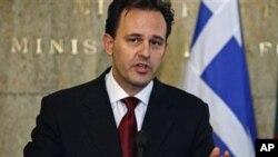 Δρούτσας: Στο πλευρό της Αιγύπτου η Ελλάδα