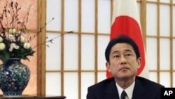 Menteri Luar Negeri Jepang Fumio Kishida (Foto: dok).