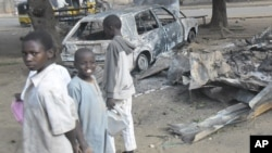 Une explosion au Nigéria