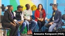 Notre envoyé spécial, Arzouma Kompaoré, interviewe quatre startups sénégalaises au CES 2020 à Las Vegas le 9 janvier 2020.