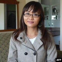Chị Thiện Tâm cho rằng cộng đồng gốc Việt muốn có tiếng nói thì 'phải tham gia chính giới Hoa Kỳ'.