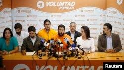 Voluntad Popular ha hecho un llamado a un movimiento que logre la renuncia de Nicolás Maduro.