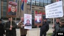 პოლიტიკური პატიმრებისა და პოლიტიკური დევნილების 208 კაციანი სია აზრთა სხვადასხვაობას იწვევს