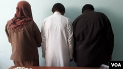4 smugglers arrested by police in Herat - 10 July 2018