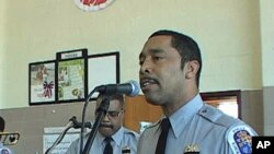 Prince George's County police Rhythm and Blues band