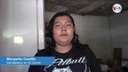 Margarita Castillo, vendedora de El Zonte, El Salvador