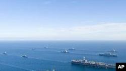 Продолжува заедничната воена вежба меѓу САД и Јужна Кореја