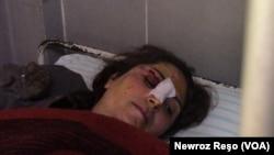 Sîvîl dibin qurbanêyên êrîşên Tirkîyê yên ser Efrînê