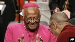 图图大主教与达赖喇嘛