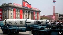 Corea del Sur advirtió acciones punitivas si hay más provocaciones de su vecino Corea del Norte.