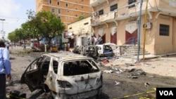 Mogadishu Explosion