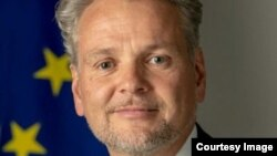 Šef Delegacije EU u BiH Johann Sattler