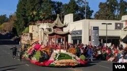 Diễn hành Hoa Hổng 2020 tại Pasadena, California.