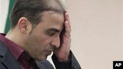 Cựu phát ngôn viên Moussa Ibrahim tại một cuộc họp báo ở Tripoli, 31/3/2011
