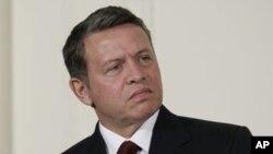 King Abdullah II of Jordan (file photo)