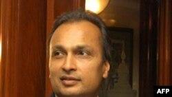 Tỉ phú Anil Ambani, Tổng giám đốc công ty viễn thông Reliance ADA của Ấn Ðộ