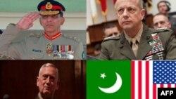 Американо - пакистанские военные контакты