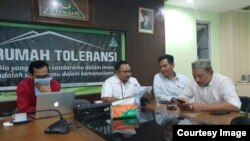 Para pengurus Pimpinan Pusat GP Ansor (foto: courtesy).