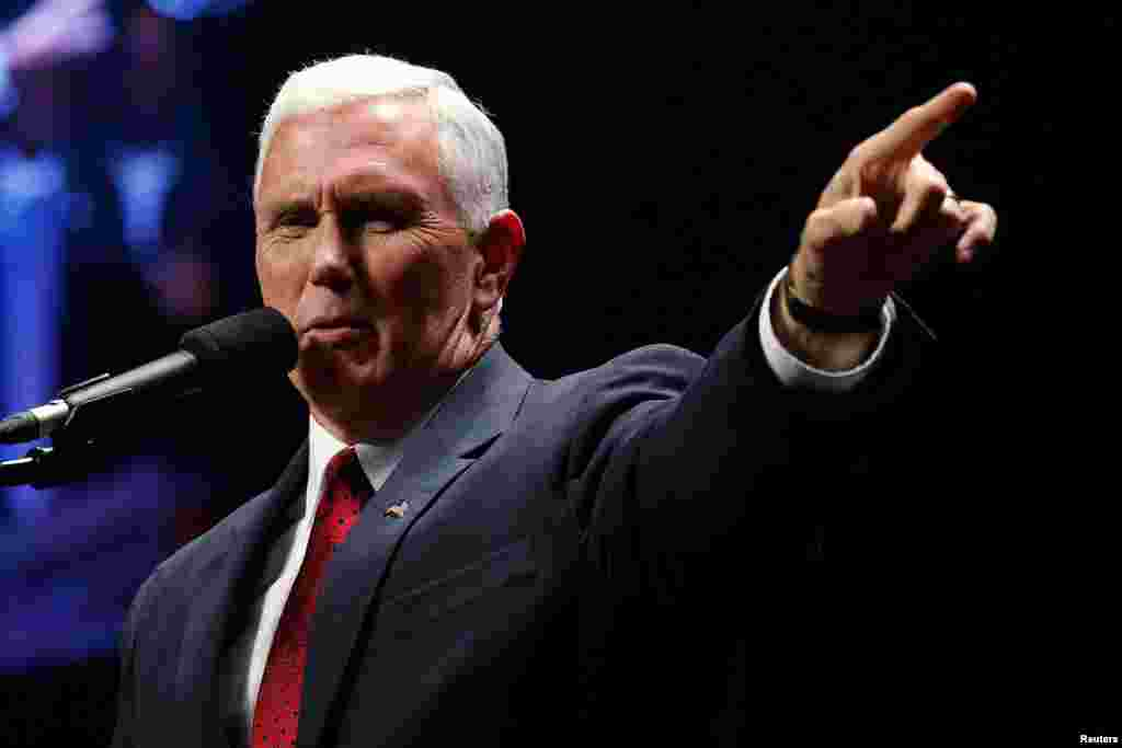 Trump put Vice President-elect Mike Pence in charge of his White House transition team. Indiana Governor Mike Pence has strong ties to Republican leaders in Congress and is a strident opponent of abortion. Pence has pushed Congress to defund Planned Parenthood and signed a state law mandating that a fetus be buried or cremated after an abortion.