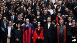 Hong Kong Academic Freedom