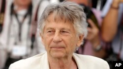 FILE - Director Roman Polanski appears at the 70th international film festival, Cannes, France, May 27, 2017. A lawyer for Polanski says his sex crime victim will appeal to a judge to end the case against him.