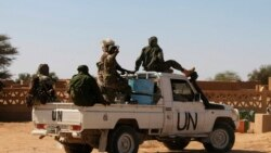 U.S. Supports U.N. Mission In Mali