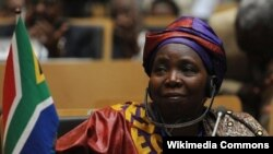 افریقی یونین کی پہلی خاتون سربراہ