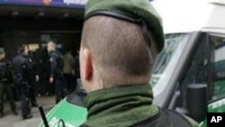 گرفتار مشتبہ افراد بم دھماکے کا منصوبہ بنارہے تھے: جرمن پولیس