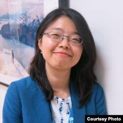 澳大利亞麥覺理大學現代中國文化與歷史學教授郭美芬(Mei-fen Kuo)(照片提供: 郭美芬)