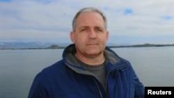 El secretario de Estado, Mike Pompeo, dijo que el gobierno de EE.UU. espera explicación de Rusia sobre el arresto del exmarine Paul Whelan, quien aparece en esta foto.