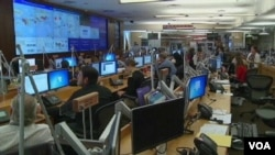 美國疾病控制中心正在組建一些伊波拉快速反應小組。(視頻截圖)