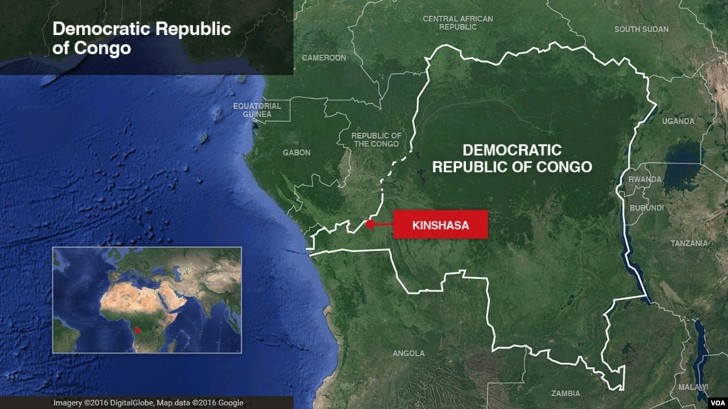 Four Drown Fleeing Militia Attack in DR Congo