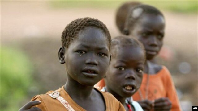 The number of homeless children in the South Sudanese capital has more than doubled since 2009, a report says. (file photo)