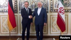Almanya Dışişleri Bakanı Heiko Maas, İran Dışişleri Bakanı Cevad Zarif ile görüştü
