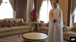 Quốc vương Qatar Sheik Tamim Bin Hamad al-Thani.