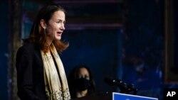 Biden'ın Ulusal İstihbarat Dairesi Başkanlığı görevine aday gösterdiği Avril Haines