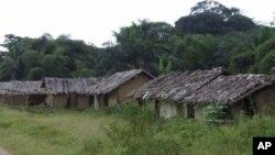 Le village de Kumbwa déserté à cause des FDLR.