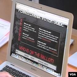 Internet se maksimalno koristi za poruke, objašnjenja i prodobijanje mladih glasača