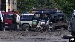 Eksplozije bombi i automobila su česta pojava u dagestanu, posebno prestonici Mahačkali