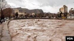 سیلاب در ولایت لرستان، ایران
